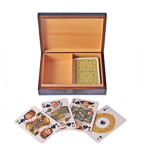 Cards With Box
