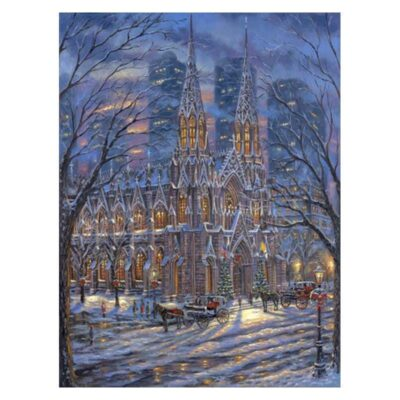 St Patricks Cathedral by Finale, Robert
