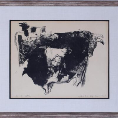 Kojin Toneyama (1921-1994) Japanese